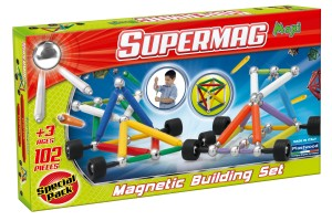 3D Supermag MAXI 102 WHEELS INGLESE