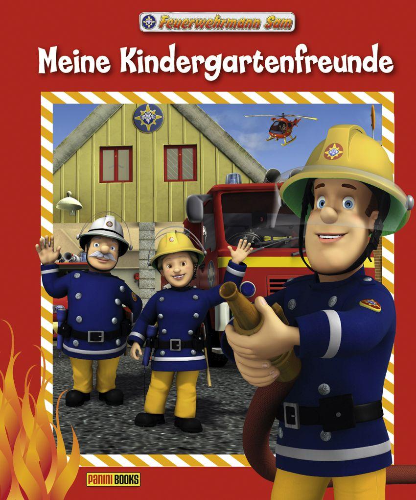 Feuerwehrmann Sam Kindergartenfreunde_9783833224201