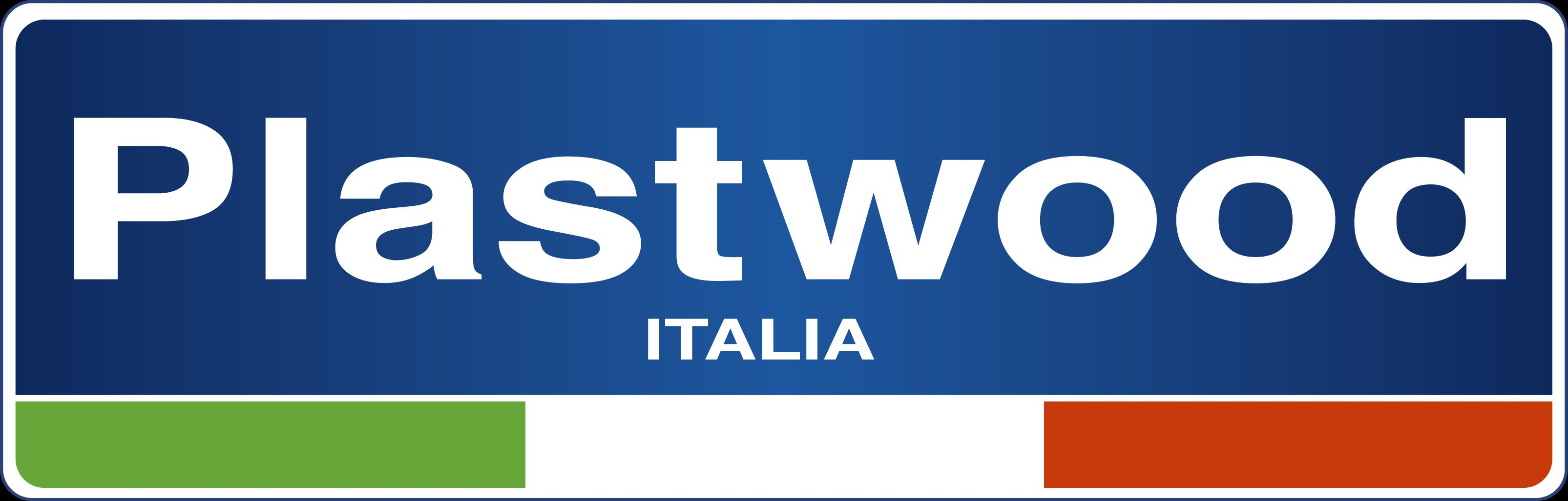 LOGO PLASTWOOD ITALIA no pay off