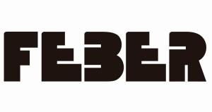 Logo Feber Oficial Negro - Hor
